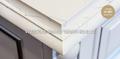Кварцевый агломерат Vicostone Bianco Venato BQ 8440 СЛЭБ 20 mm 3050Х720