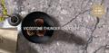 Кварцевый агломерат Vicostone Thunder Grey BQ 8716 СЛЭБ 20 mm 3050Х1440